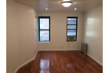 EXQUISITELY RENOVATED, RENT STABILIZED  STUDIO WITH A SEPARATE EAT IN